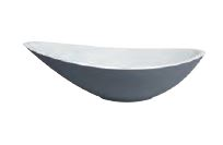 ELEMI GREY WASHBOWL