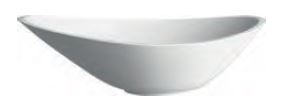 ELEMI WHITE WASHBOWL