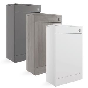 MORINA FLOOR STANDING 500MM WC UNIT