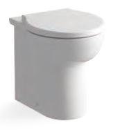 Mimosa BACK TO WALL WC