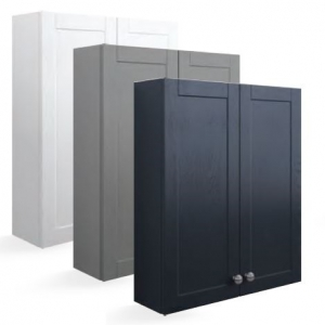 Benita 600MM 2 DOOR WALL UNIT