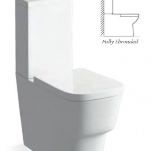 Amyris CLOSE COUPLED WC
