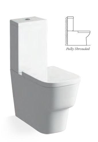 Amyris CLOSE COUPLED WC