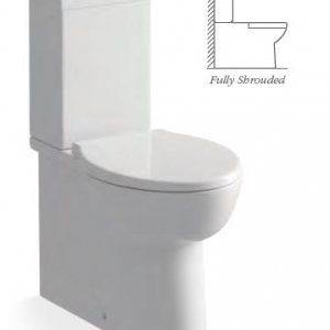 Mimosa CLOSE COUPLED WC