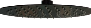 TIMEA BLACK 250MM ROUND HEAD